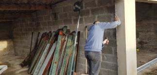 réparation et installation porte de garage Nimes