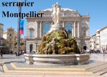 serrurier pas cher sur Montpellier 34000