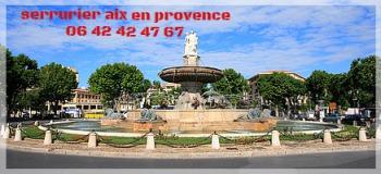 serrurier Aix en Provence