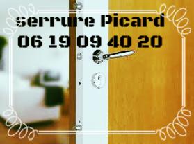 serrure picard 116 Boulevard de la Pomme, 13011 Marseille, France