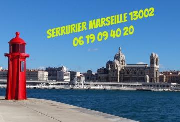 serrurier 10 Place de la Joliette, 13002 Marseille