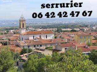 Les serruriers de Châteauneuf-les-Martigues 13220